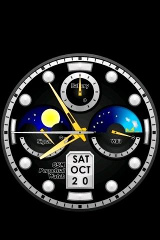 Perpetual Watch Wallpaper 3- screenshot