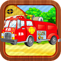 Firefighter Puzzle for Toddler 1.0.1 icon