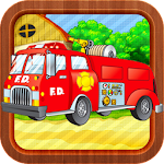 Firefighter Puzzle for Toddler Apk