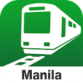 Transit Manila by NAVITIME