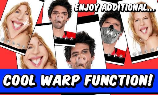Face Warp & Morph Photo Effect 1.0 screenshots 1