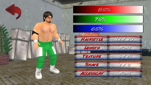 Wrestling Revolution 3D 1.640 gameplay | by HackJr.Pw 12