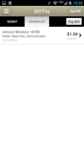 First Priority Mobile Banking - screenshot thumbnail