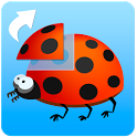 TWIRL PUZZLE for kids icon