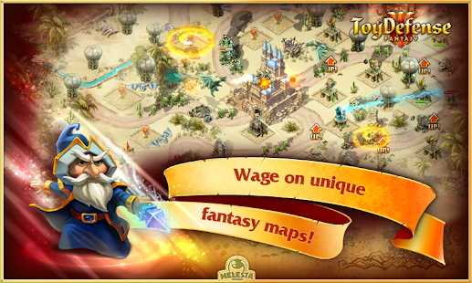 Toy Defense: Fantasy Tower TD Screenshot 30