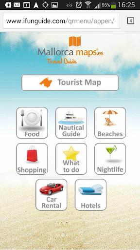 Mallorca Maps Travel Guide