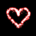 Valentine Particle Storm icon