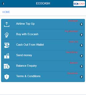 App EcoCash APK for Windows Phone