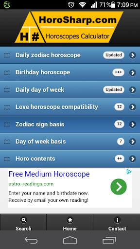 H Horoscope