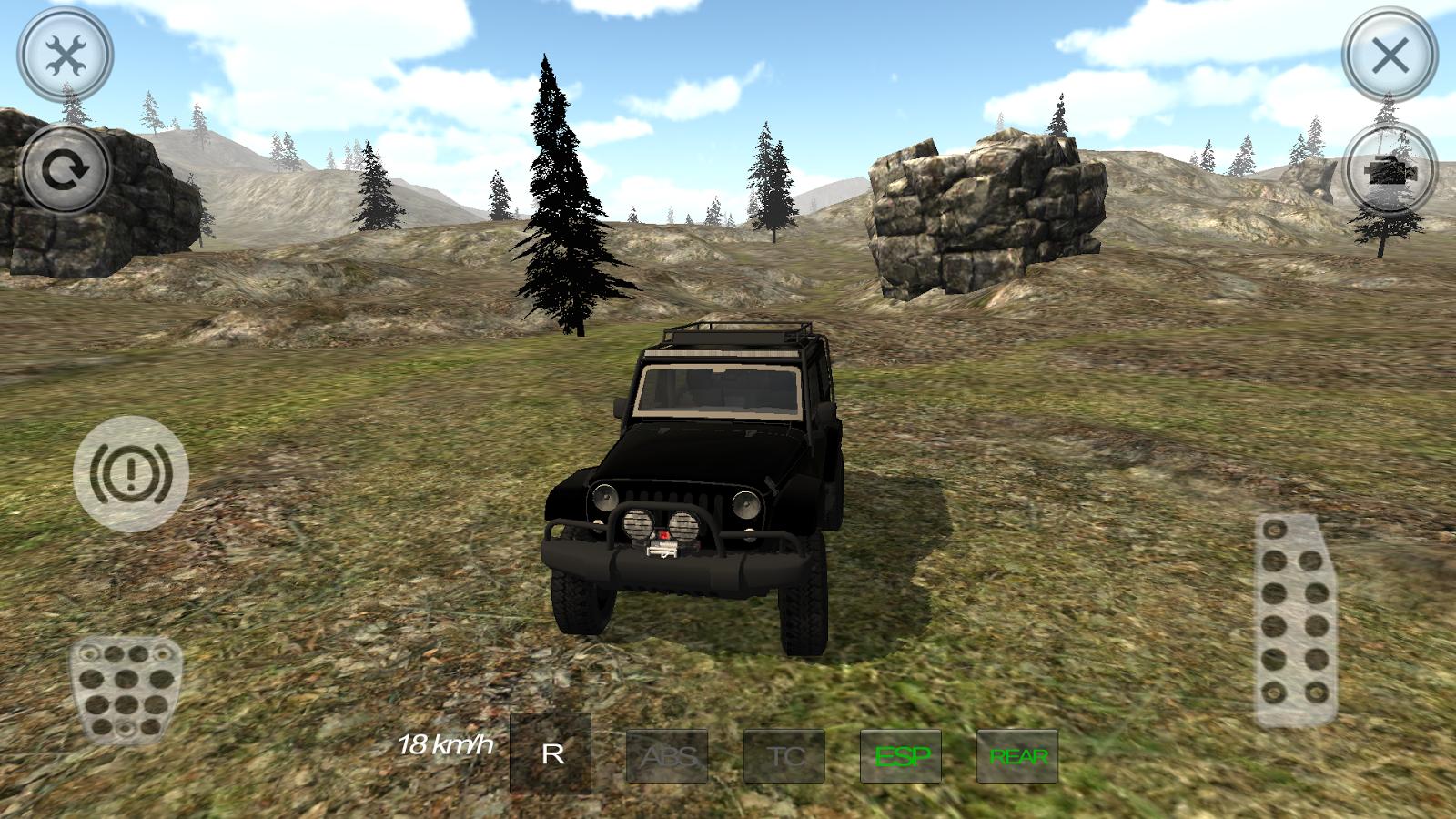 Hill Racer Offroad 4x4 - screenshot