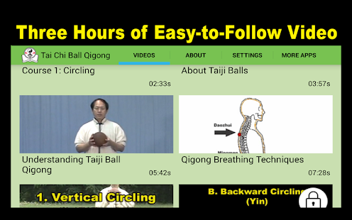 Tai Chi Ball Qigong (Dr. Yang)- screenshot thumbnail