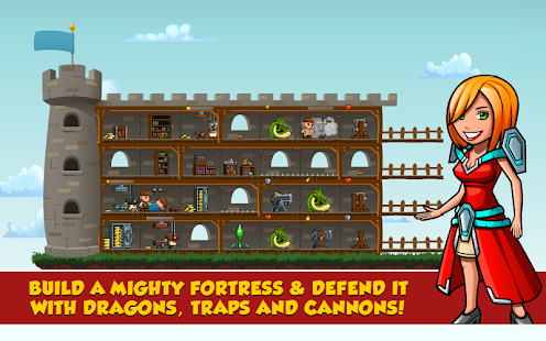 Arcanox: Cards vs. Castles- screenshot thumbnail