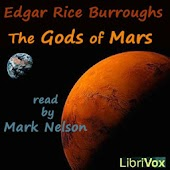 Gods of Mars, SciFi Audiobook