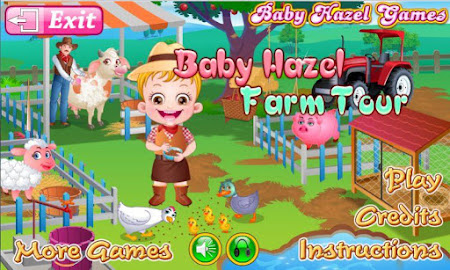 Baby Hazel Farm Tour 7 screenshot 640913