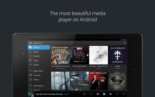 doubleTwist Music & Podcast Player with Sync 3.3.5 screenshots 11