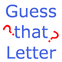 Guessing Letters logo