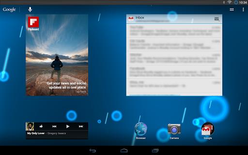 【免費個人化App】Phase Bubble Live Wallpaper-APP點子
