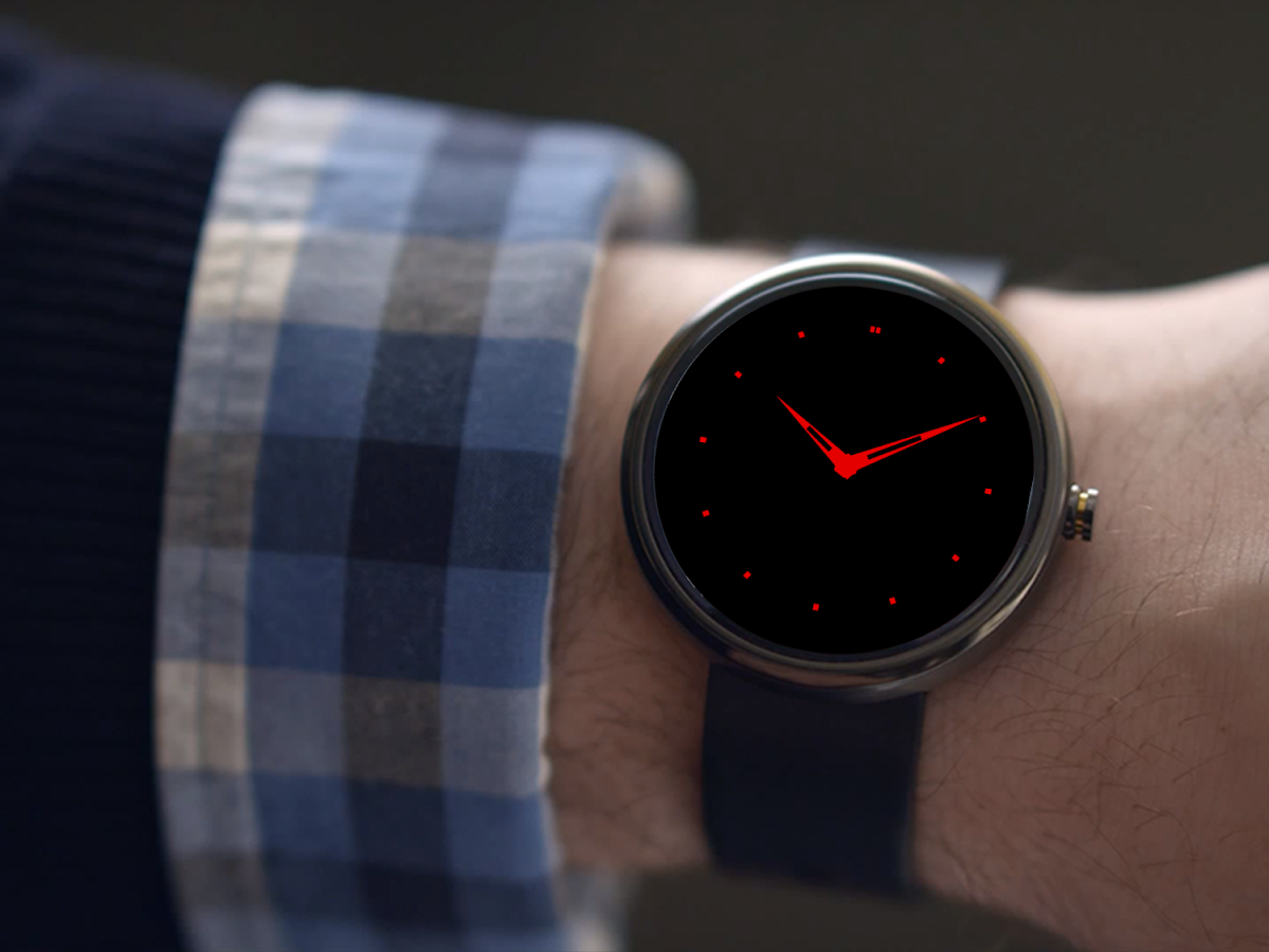 G01 WatchFace for Moto 360- screenshot