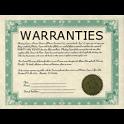 My Warranties Lite icon