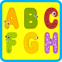 ABC Words for Kids Flashcards APK