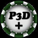 President 3D icon
