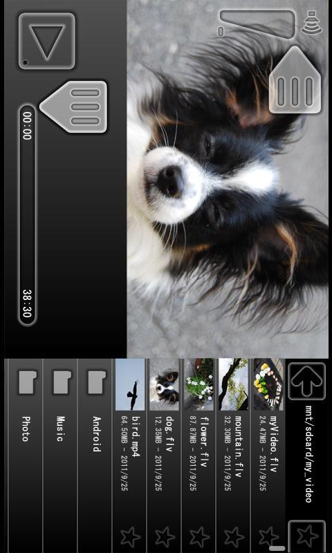 Moai FLV Tablet- screenshot