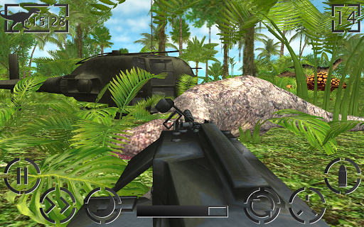 Dinosaur Hunter: Survival Game Screenshot