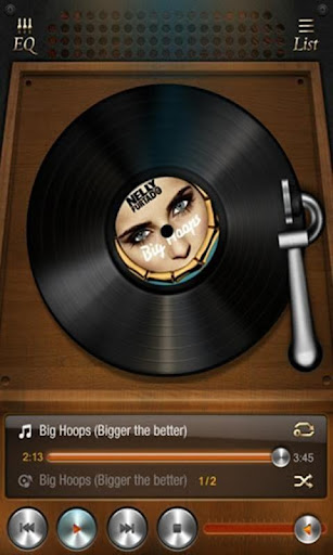 Music player Free Theme