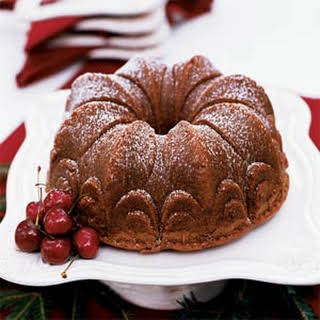 Chocolate-Earl Grey Pound Cake.