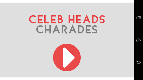 GOLD Heads Up Charades!- screenshot thumbnail