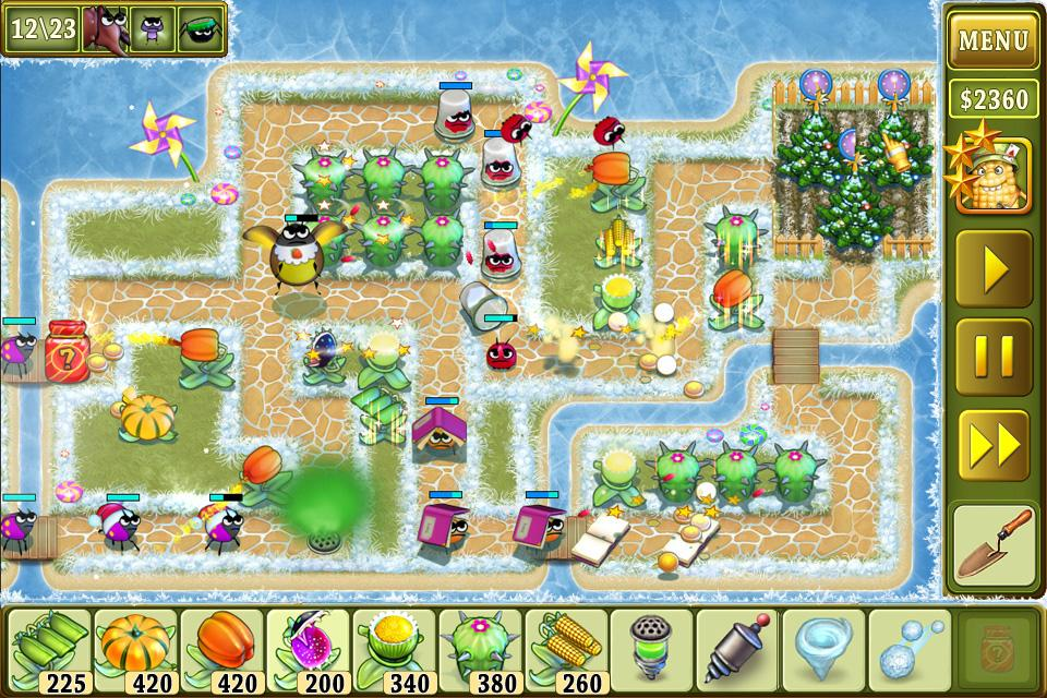 Garden Rescue CE- screenshot
