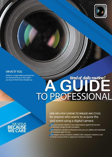 Guide to Digital Photography