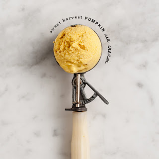 Sweet Harvest Pumpkin Ice Cream