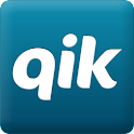 Qik Video for Sprint logo