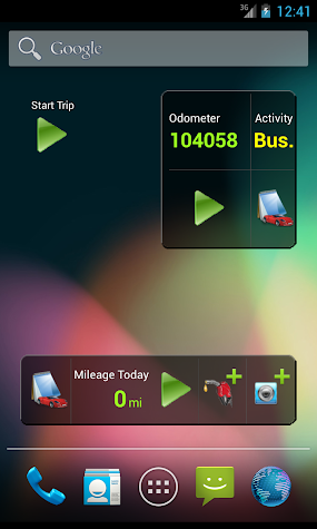 TripLog - Automatic Mileage Log Tracker for Tax Screenshot
