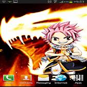 Fairy Tail Chibi Natsu LWP