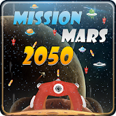 Mission Mars 2050 - Shooting