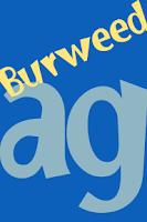 Screenshot of Burweed FlipFont