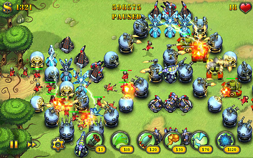 Download Fieldrunners HD For PC 2
