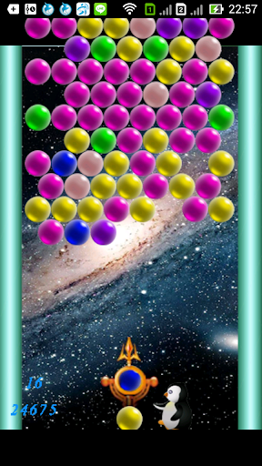 Shoot Bubble Space