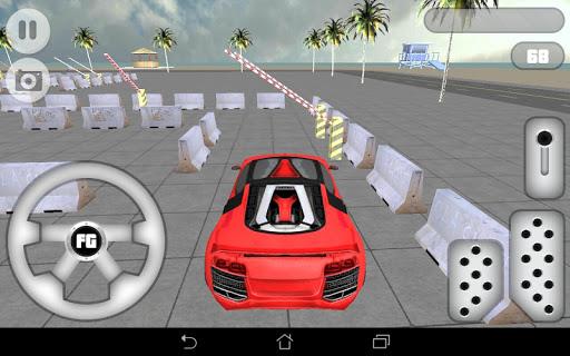 停车场3D:跑车2