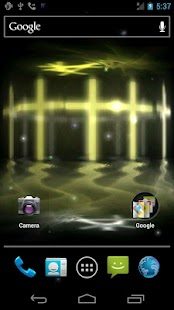 Jesus & Cross LWP - screenshot thumbnail