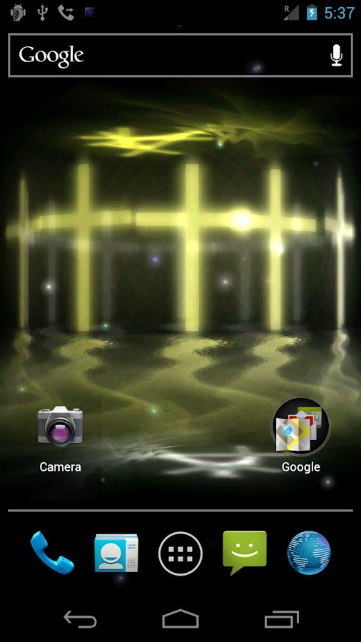 Jesus & Cross LWP - screenshot