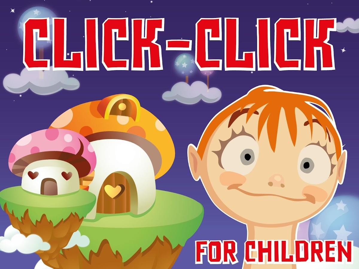 Click-Click for Children- screenshot