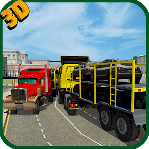 Car Transporter Truck Driver for PC and MAC