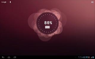 Screenshot of Ubuntu Live Wallpaper Beta