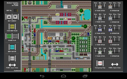 無料模拟Appの掌内鉄道セカンド for タブレット|記事Game