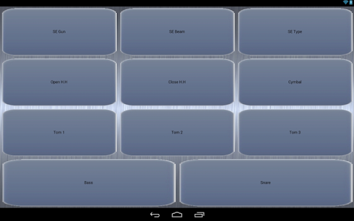 Tound - Drum Sound - screenshot thumbnail