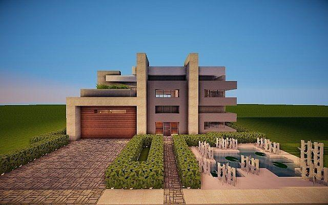WP MINECRAFT Modern House Google Play Store revenue download