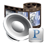 Pandora Plugin for SmartRemote